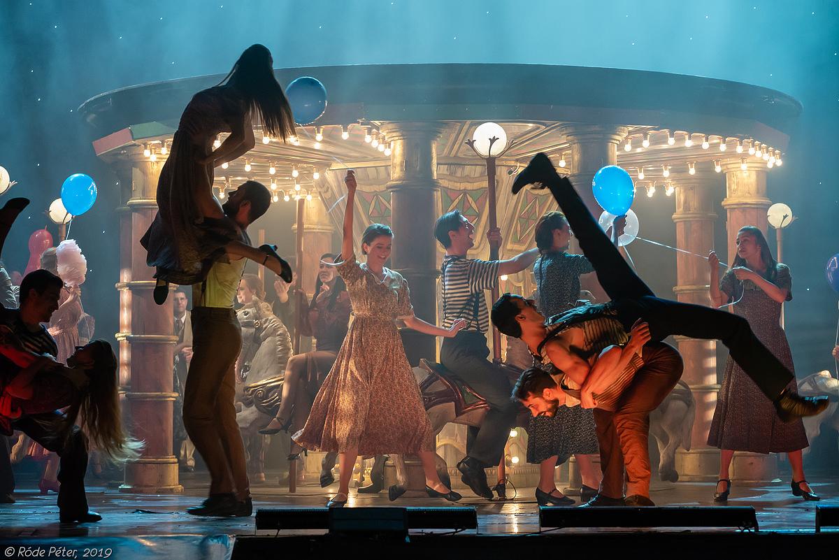Carousel - Liliom,Budapesti Operettszínház,Budapest,2019