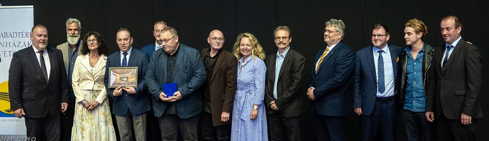 Szabadtér sajtótájékoztató, Margitszigeti Szabadtéri Színpad, Budapest, 2019