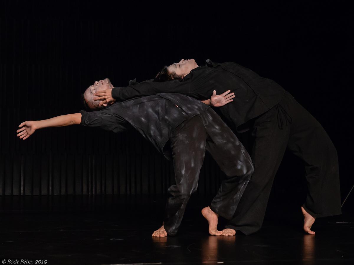 6. Body.Radical Japán-est, előadások, Nemzeti Táncszínház, Budapest, Fotó: Róde Péter