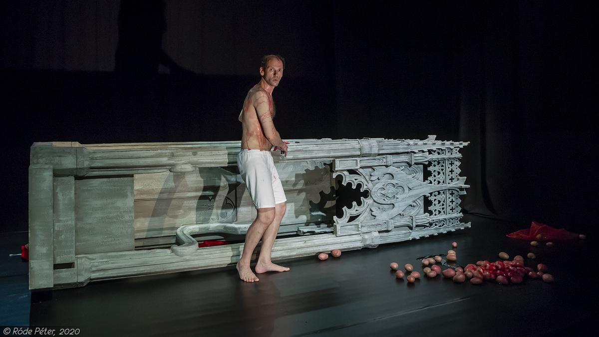 Mindszentyeia - Szigligeti Színház - Szolnok, 2020, Fotó: Róde Péter